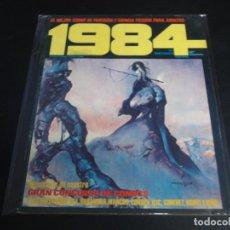 Cómics: 1984 # 16 SEGUNDA EDICION. Lote 229318585
