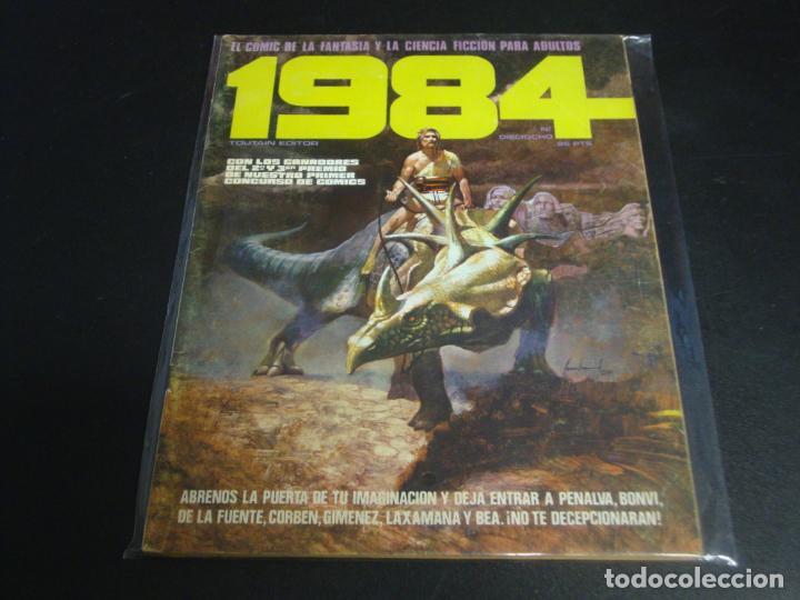 1984 # 18 (Tebeos y Comics - Toutain - 1984)