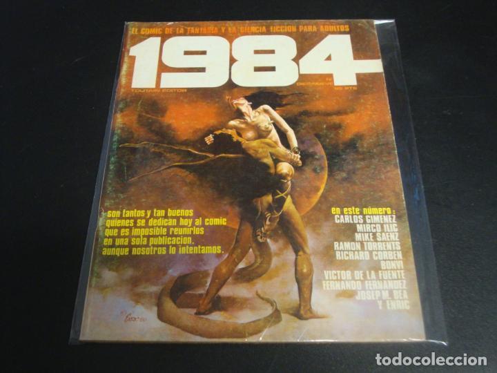 1984 # 19 (Tebeos y Comics - Toutain - 1984)