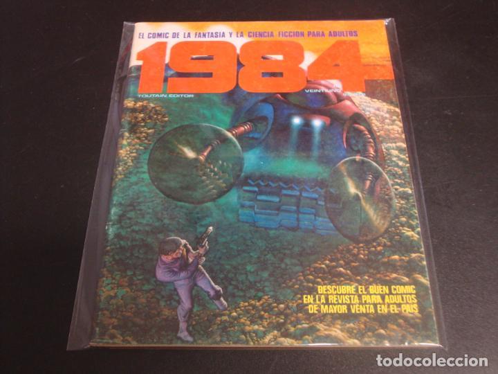 1984 # 21 (Tebeos y Comics - Toutain - 1984)