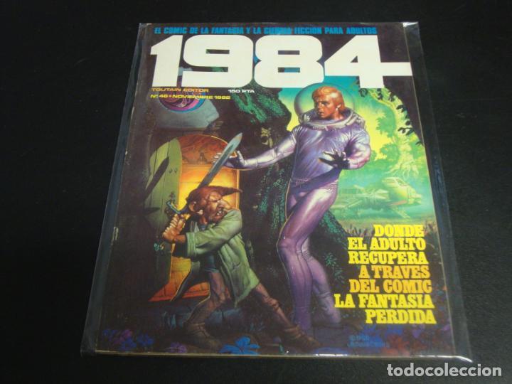 1984 # 46 (Tebeos y Comics - Toutain - 1984)