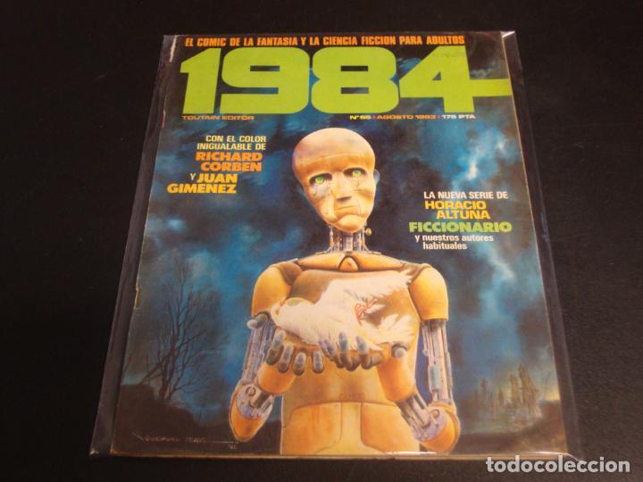 1984 # 55 (Tebeos y Comics - Toutain - 1984)