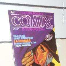 Comics: REVISTA COMIX INTERNACIONAL Nº 47 - TOUTAIN OFERTA. Lote 229593420