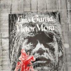 Cómics: LUIS GARCIA VICTOR MORA LAS CRONICAS DEL SIN NOMBRE. Lote 229838100