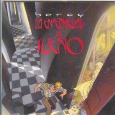 Cómics: LA ENFERMEDAD DEL SUEÑO - POR BEROY EDITA TOUTAIN 1988. Lote 230017580