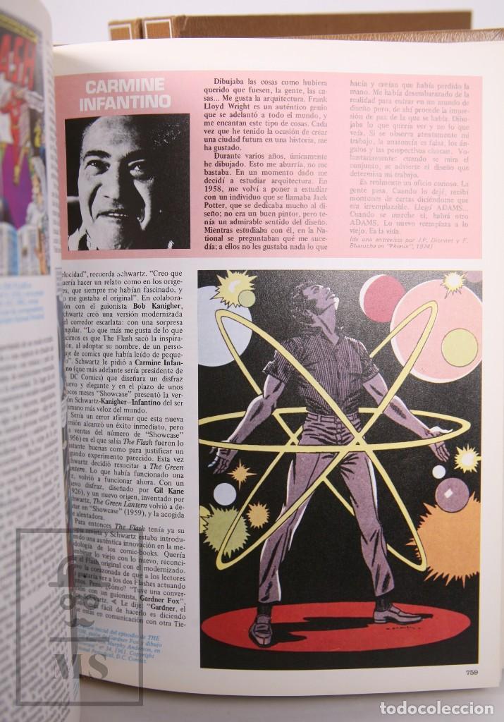 Cómics: Enciclopedia Historia de los Comics. Josep Toutain / Javier Coma - Toutain, 1982 - Foto 3 - 230020670