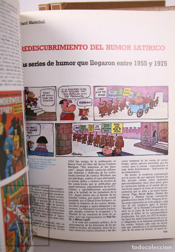 Cómics: Enciclopedia Historia de los Comics. Josep Toutain / Javier Coma - Toutain, 1982 - Foto 4 - 230020670