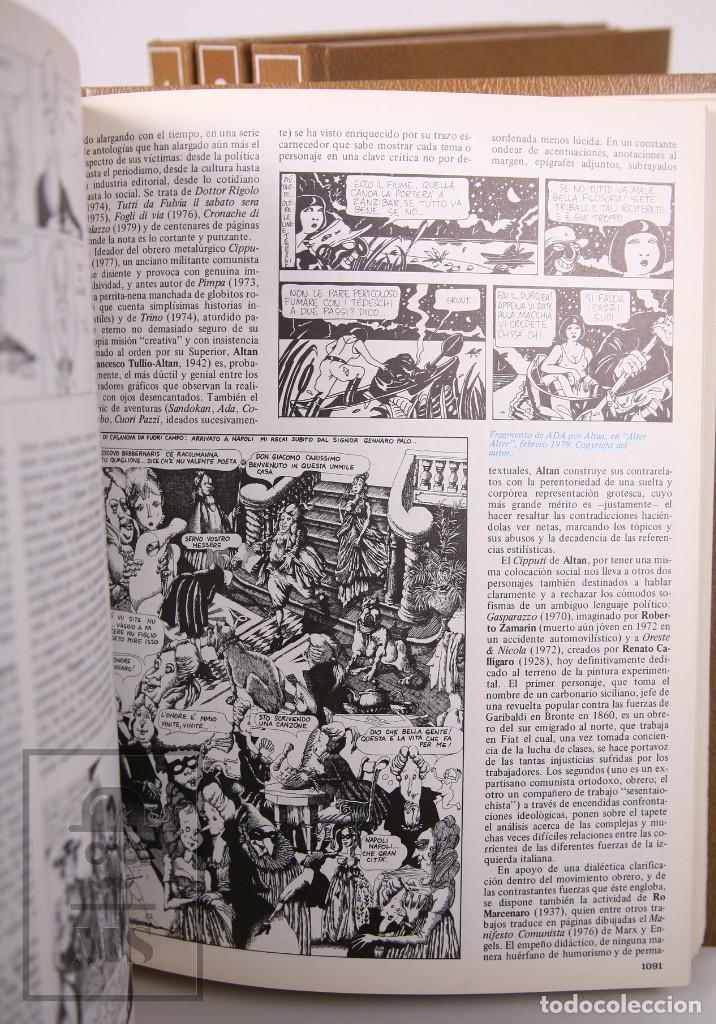 Cómics: Enciclopedia Historia de los Comics. Josep Toutain / Javier Coma - Toutain, 1982 - Foto 8 - 230020670