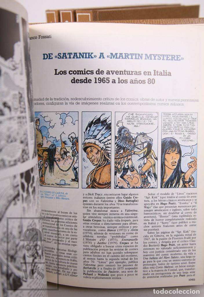 Cómics: Enciclopedia Historia de los Comics. Josep Toutain / Javier Coma - Toutain, 1982 - Foto 9 - 230020670