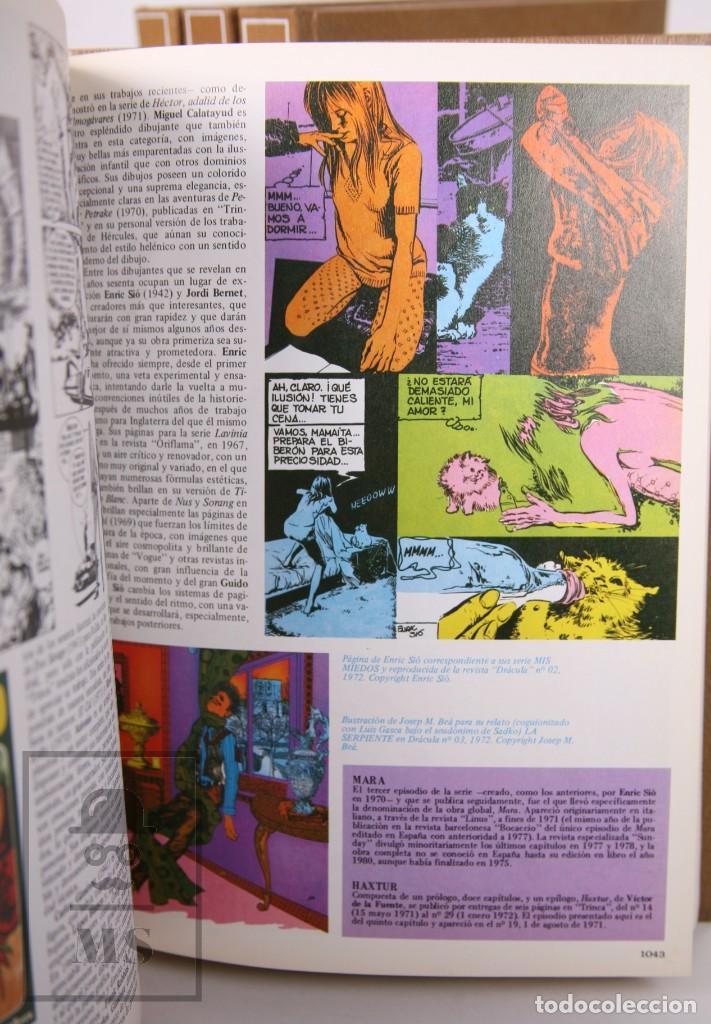 Cómics: Enciclopedia Historia de los Comics. Josep Toutain / Javier Coma - Toutain, 1982 - Foto 10 - 230020670