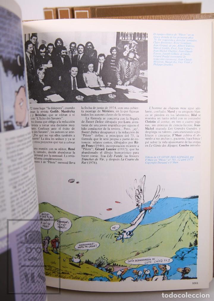 Cómics: Enciclopedia Historia de los Comics. Josep Toutain / Javier Coma - Toutain, 1982 - Foto 12 - 230020670