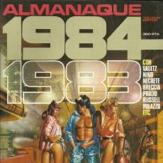 Cómics: 1984. ALMANAQUE 1983. TOUTAIN RUSTICA. Lote 230082925