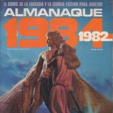 Comics: 1984. ALMANAQUE 1982. TOUTAIN RUSTICA. Lote 230082980