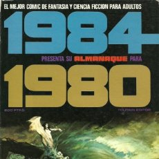 Comics: 1984. ALMANAQUE 1980. TOUTAIN RUSTICA. Lote 230083215