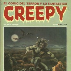 Cómics: CREEPY NÚMERO 65 .TOUTAIN. Lote 230100455