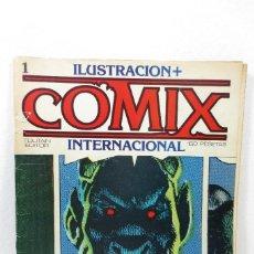 Fumetti: COMIX INTERNACIONAL NÚMERO 1. Lote 230460875