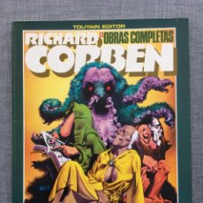 Comics: RICHARD CORBEN UNDERGROUND 2 TOUTAIN OBRAS COMPLETAS 5. Lote 230547215