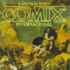 Cómics: COMIX INTERNACIONAL. LOTE CON 43 NUM.DE 70. Lote 230065175