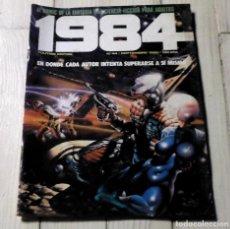 Cómics: 1984-TOUTAIN EDITOR-EL COMIC DE LA FANTASIA Y LA CIENCIA FICCIÓN PARA ADULTOS. Lote 231231850