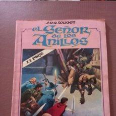 Cómics: COMIC EL SEÑOR DE LOS ANILLOS, 2 PARTE. Lote 231481390