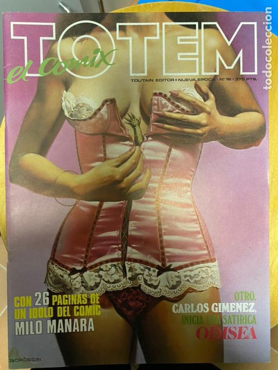 Cómics: TOTEM el Comix - Toutain - 21 números - Foto 5 - 232428345