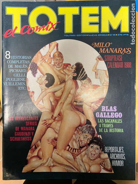 Cómics: TOTEM el Comix - Toutain - 21 números - Foto 6 - 232428345