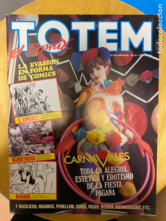 Cómics: TOTEM el Comix - Toutain - 21 números - Foto 8 - 232428345
