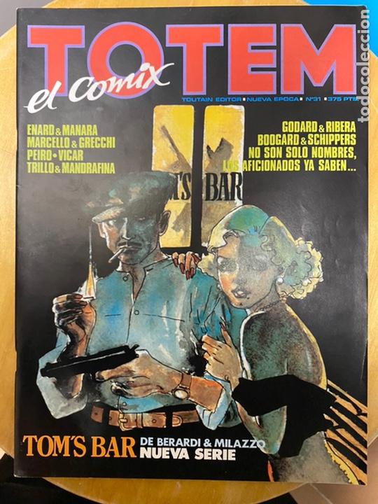 Cómics: TOTEM el Comix - Toutain - 21 números - Foto 9 - 232428345