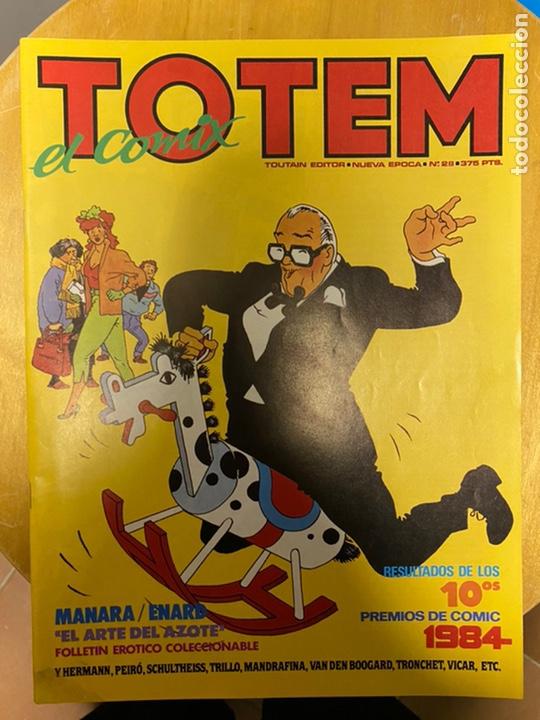Cómics: TOTEM el Comix - Toutain - 21 números - Foto 11 - 232428345