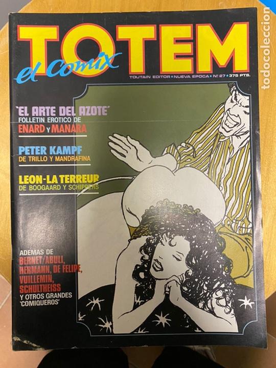 Cómics: TOTEM el Comix - Toutain - 21 números - Foto 12 - 232428345