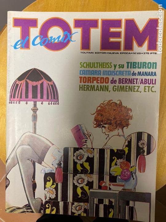 Cómics: TOTEM el Comix - Toutain - 21 números - Foto 14 - 232428345