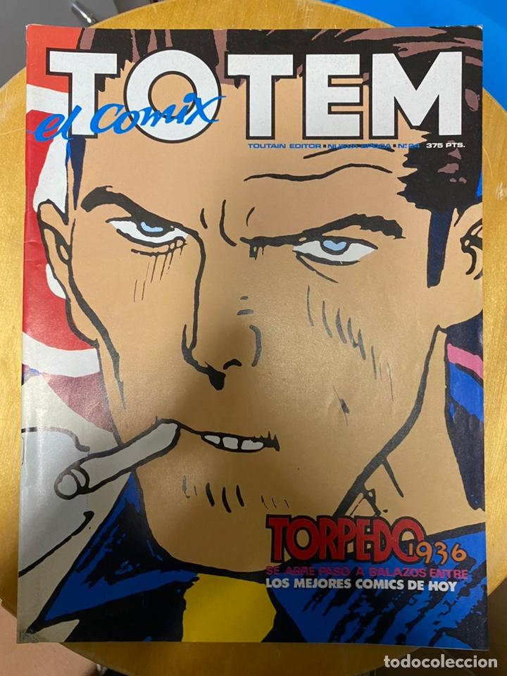 Cómics: TOTEM el Comix - Toutain - 21 números - Foto 15 - 232428345
