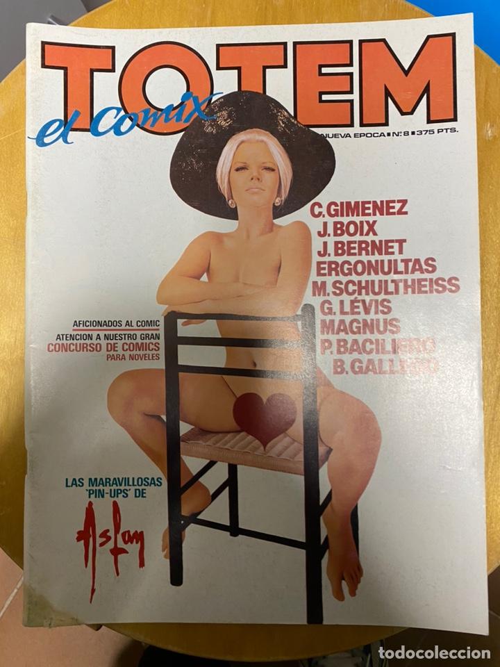 Cómics: TOTEM el Comix - Toutain - 21 números - Foto 17 - 232428345