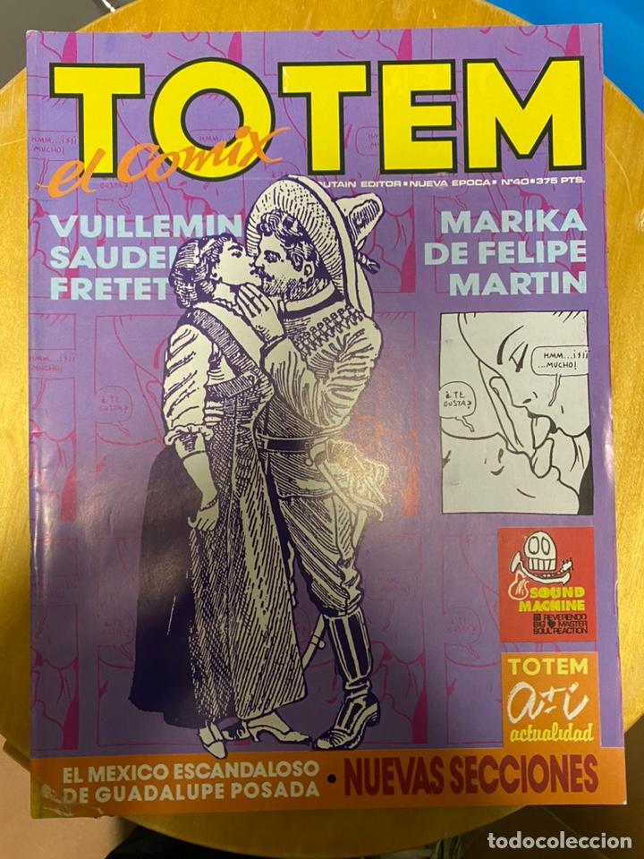 Cómics: TOTEM el Comix - Toutain - 21 números - Foto 18 - 232428345