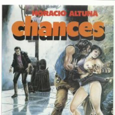 Cómics: CHANCES, 1987, TOUTAIN, MUY BUEN ESTADO. Lote 232667950