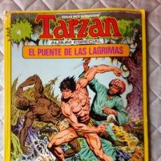 Cómics: TARZAN - EL PUENTE DE LAS LAGRIMAS 1979 TOUTAIN. Lote 233695515