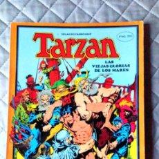 Cómics: TARZAN LAS VIEJAS GLORIAS DE LOS MARES 1979 HITPRESS. Lote 233697275