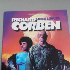 Fumetti: X JEREMY BROOD, DE CORBEN (OBRAS COMPLETAS CORBEN Nº 1)(TOUTAIN). Lote 233838900