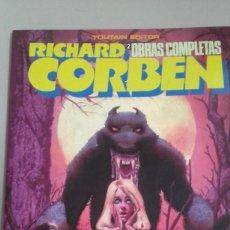 Fumetti: X HOMBRE LOBO (OBRAS COMPLETAS CORBEN Nº 2)(TOUTAIN). Lote 233839135