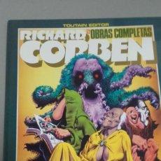 Fumetti: X UNDERGROUND 2, DE CORBEN (OBRAS COMPLETAS Nº 5)(TOUTAIN). Lote 233839820