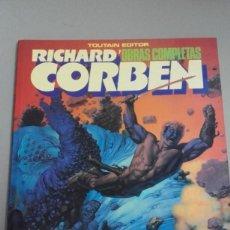 Fumetti: X BLOODSTAR, DE CORBEN (OBRAS COMPLETAS Nº 7)TOUTAIN). Lote 233840035