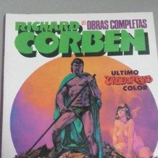 Fumetti: X ULTIMO UNDERGROUND, DE CORBEN (OBRAS CPMPLETAS Nº 12)(TOUTAIN). Lote 233841545