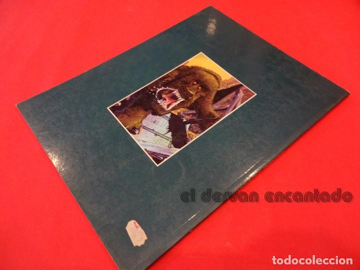 Cómics: BUITRE BUITAKER. No hay color. Gallardo/Mediavilla. La Cúpula. Album rústica - Foto 2 - 234001410