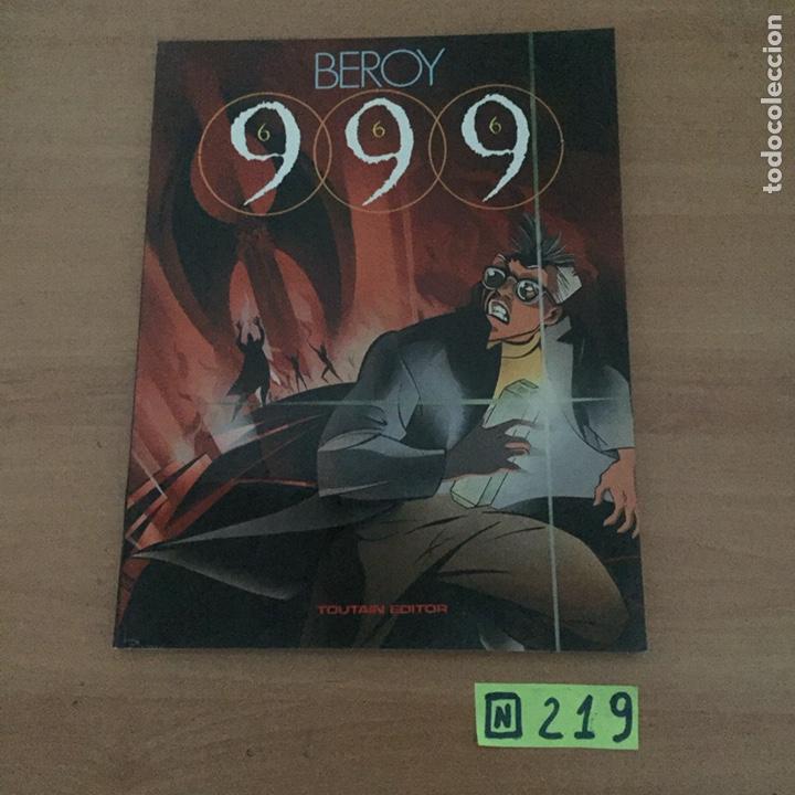 999 - BEROY - TOUTAIN (Tebeos y Comics - Toutain - Otros)