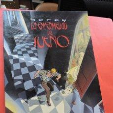 Comics: LA ENFERMEDAD DEL SUEÑO. BEROY, JOSÉ MARÍA. TOUTAIN EDITOR. Lote 234426340