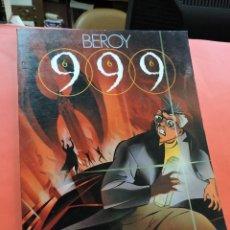 Comics: 666 999. BEROY, JOSÉ MARÍA. TOUTAIN EDITOR. Lote 234426375