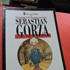 Comics: NOCIONES DE REALIDAD. SEBASTIÁN GORZA. FERRY, PASQUAL. TOUTAIN EDITOR. Lote 234426550