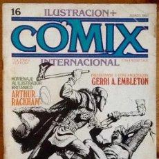 Fumetti: COMIX INTERNACIONAL Nº 16. Lote 234520040
