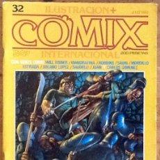 Fumetti: COMIX INTERNACIONAL Nº 32. Lote 234520485