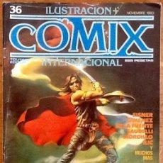 Fumetti: COMIX INTERNACIONAL Nº 36. Lote 234520815